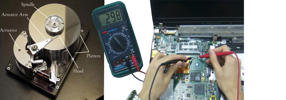 chip level laptop repairing institute in delhi